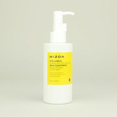Пилинг-гель для лица с экстрактом лимона Mizon