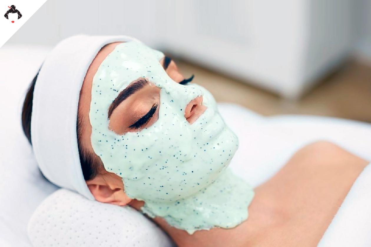 Моделирующая альгинатная маска