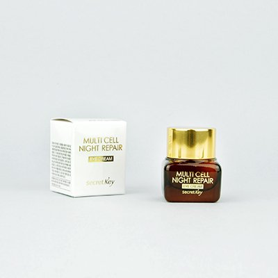 Secret Key Multi Cell Night Repair Eye Cream