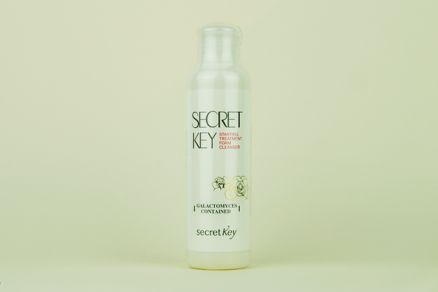 Secret Key Starting Treatment Foam Cleanser Rose Edition