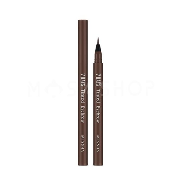 Тинт для бровей Missha 7Days Tinted Eyebrow Sinopia Brown фото