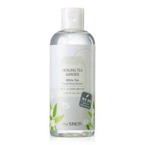 Очищающая вода с экстрактом белого чая The Saem Healing Tea Garden White Tea Cleansing Water