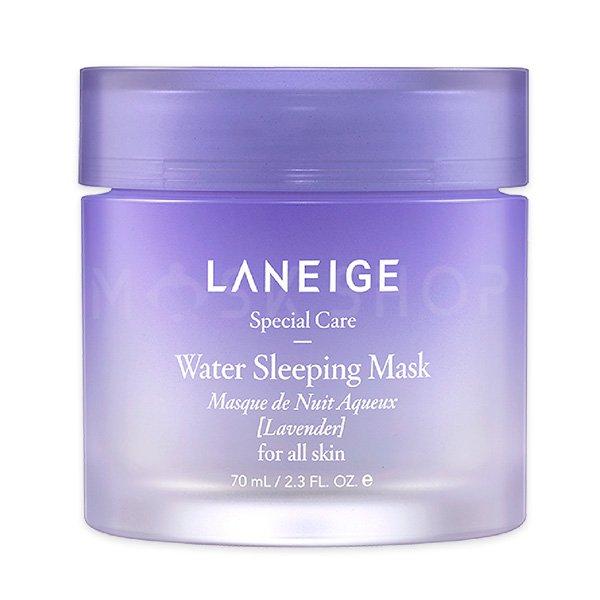 Ночная увлажняющая маска с экстрактом лаванды Laneige Water Sleeping Mask Lavender фото