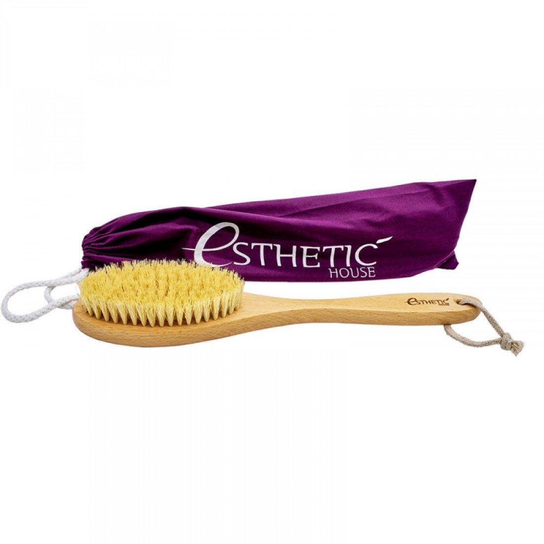 Купить Дренажная щетка для сухого массажа Esthetic House Dry Massage Brush