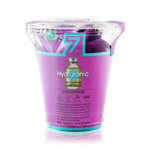 Набор из 12 сывороток с гиалуроновой кислотой May Island 7 Days Hyaluronic Ampoule фото