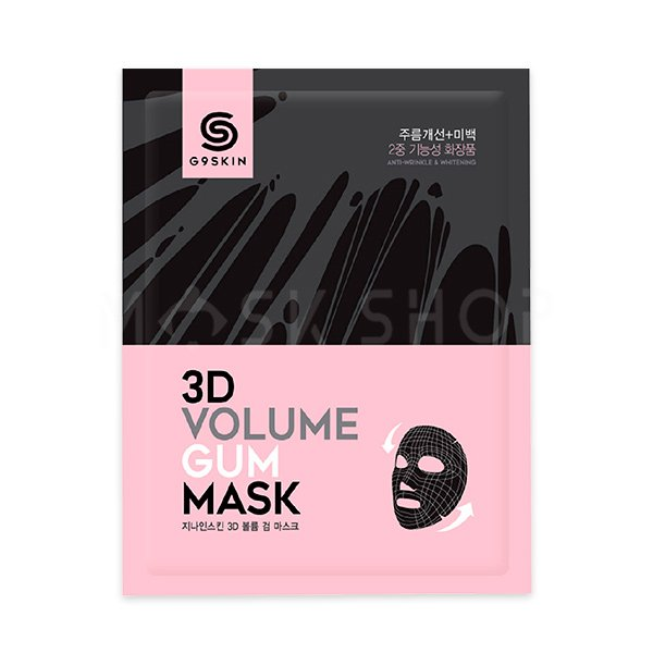 Купить Омолаживающая маска для лица G9SKIN 3D Volume Gum Mask