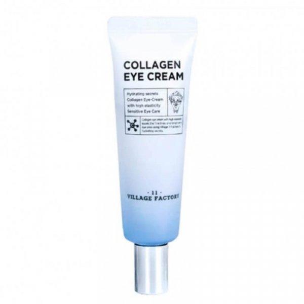 Купить Увлажняющий крем для глаз с коллагеном VILLAGE 11 FACTORY Collagen Eye Cream