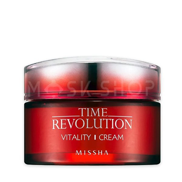 Купить Антивозрастной крем для лица Missha Time Revolution Vitality Cream