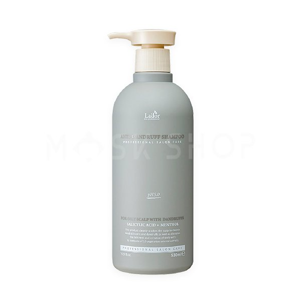 Шампунь против перхоти Lador Anti Dandruff Shampoo фото