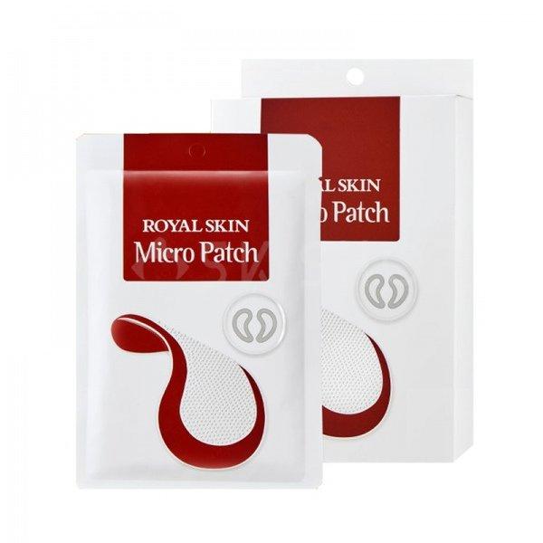 Купить Омолаживающие патчи с микроиглами Royal Skin Micro Patch