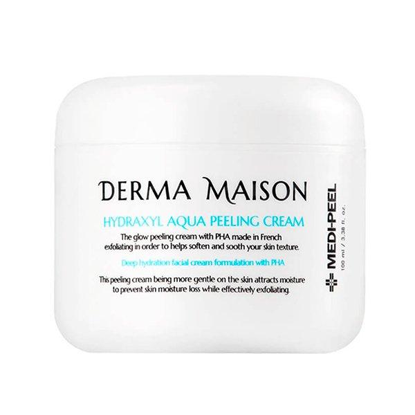 Купить Обновляющий пилинг-крем с кислотами MEDI-РEEL Derma Maison Hydraxyl Aqua Peeling Cream, MEDI-PEEL