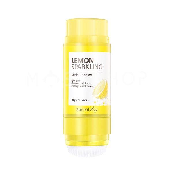 Купить Очищающий стик с экстрактом лимона Secret Key Lemon Sparkling Stick Cleanser