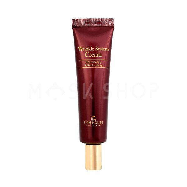 Купить Антивозрастной крем для лица The Skin House Wrinkle System Cream 30 мл