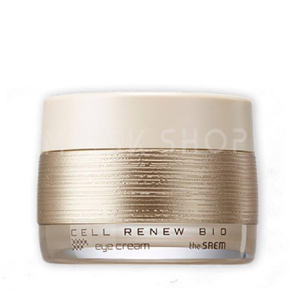 Купить Антивозрастной крем для кожи вокруг глаз The Saem Cell Renew Bio Eye Cream