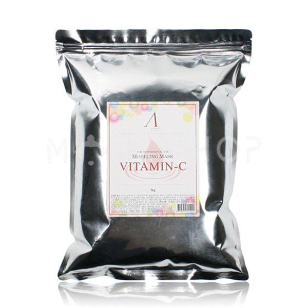 Альгинатная маска с витамином С Anskin Vitamin C Modeling Mask 1 кг фото