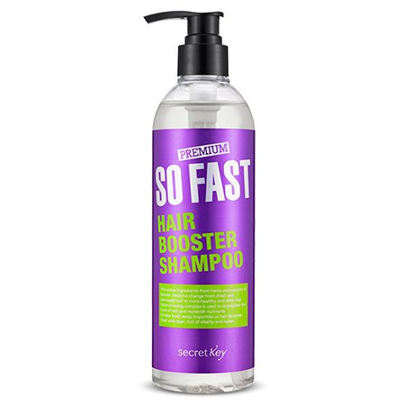 Шампунь для быстрого роста волос Secret Key Premium So Fast Hair Booster Shampoo фото