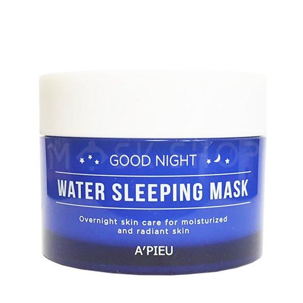 Ночная увлажняющая маска Apieu Good Night Water Sleeping Mask фото