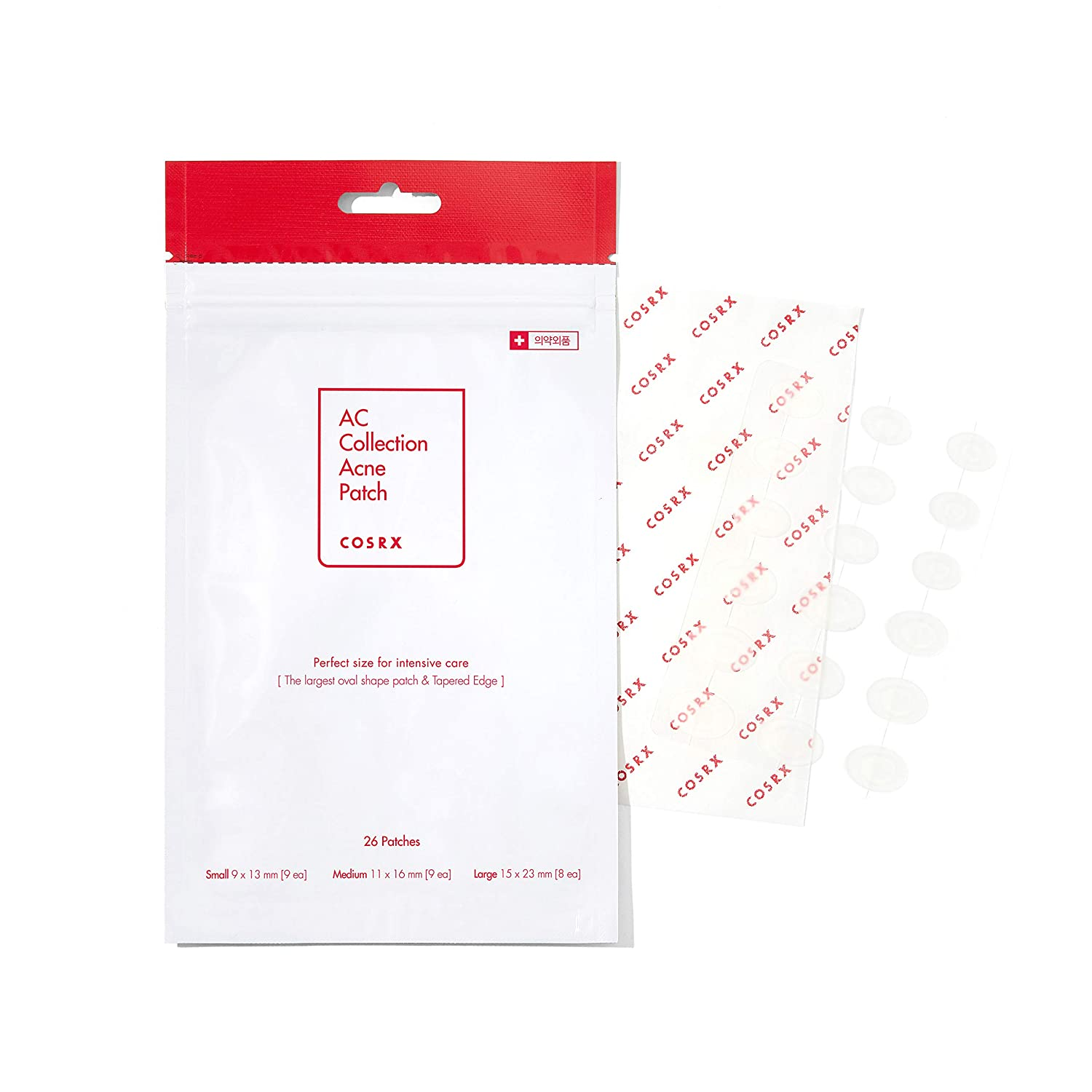 Патчи от акне Cosrx AC Collection Acne Patch фото