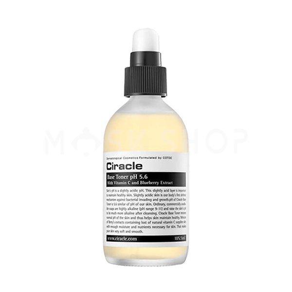 Увлажняющий тонер Ciracle Base Toner pH 5.6 фото