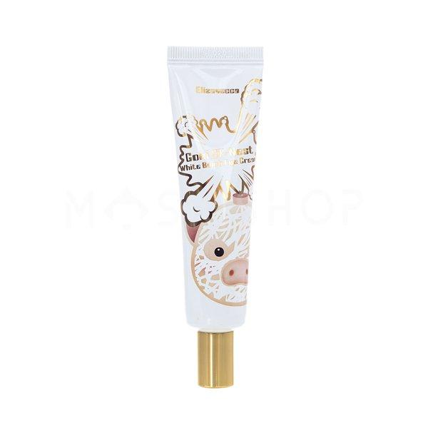 Омолаживающий крем для кожи вокруг глаз с экстрактом ласточкиного гнезда Elizavecca Gold CF-Nest White Bomb Eye Cream фото
