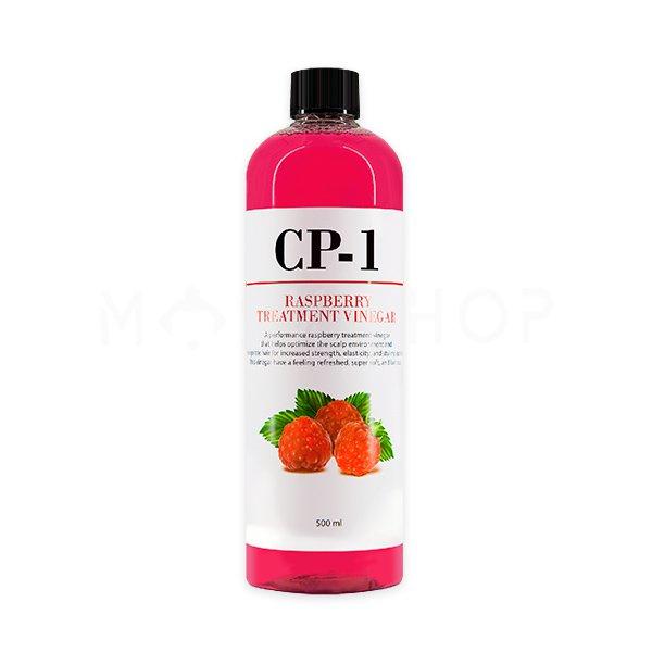 Кондиционер-ополаскиватель на основе малинового уксуса Esthetic House CP-1 Raspberry Treatment Vinegar фото