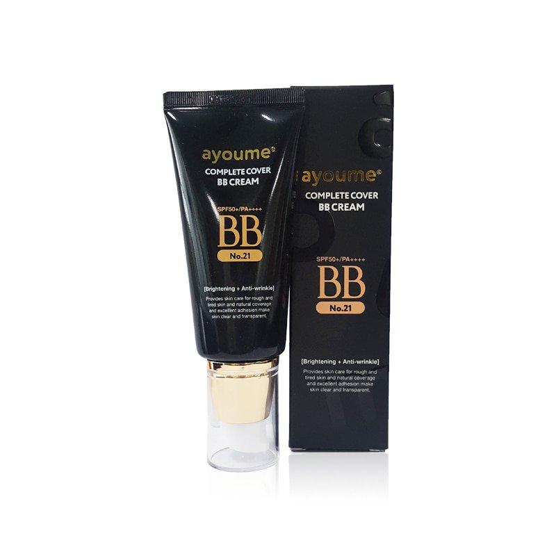 ББ крем Ayoume Complete Cover BB Cream оттенок 23, 50 мл фото