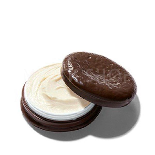 Крем для рук с миндальным молоком The Saem Chocopie Hand Cream Almond Milk фото