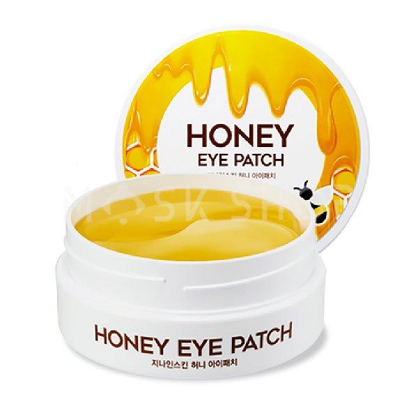 Гидрогелевые патчи для глаз с экстрактом меда G9 SKIN Honey Eye Patch фото