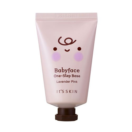 Купить База под макияж It's Skin Babyface One Step Base Lavander Pink