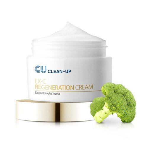 Регенерирующий крем для чувствительной кожи CU SKIN EX-C Regeneration Cream