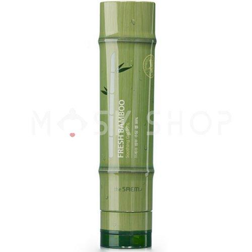 Купить Гель для тела с экстрактом бамбука The Saem Fresh Bamboo Soothing Gel 99%