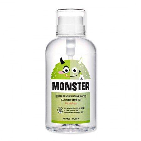 Мицеллярная вода Etude House Monster Micellar Cleansing Water 700 мл фото