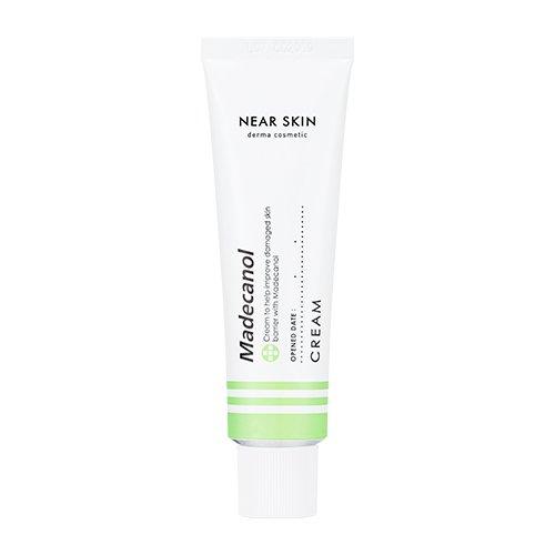 Восстанавливающий крем для чувствительной кожи Missha Near Skin Madecanol Cream фото