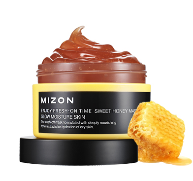 Купить Питательная маска с медом Mizon Enjoy Fresh-On-Time Sweet Honey Mask