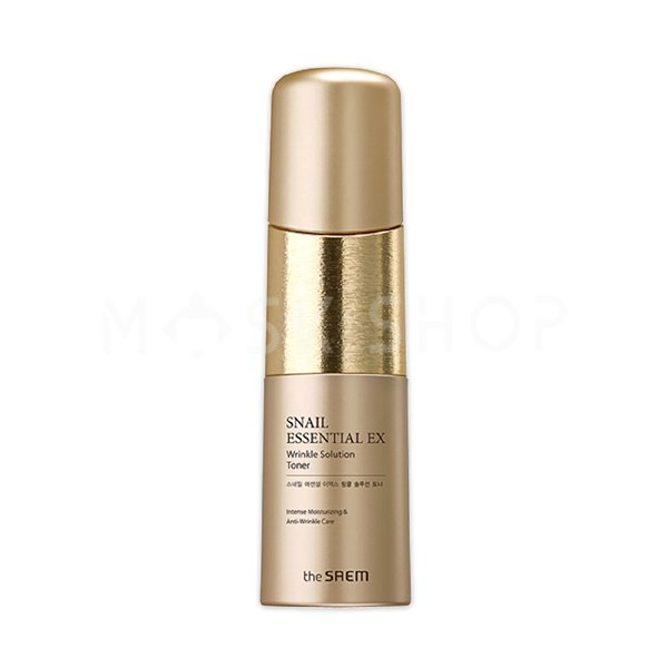Антивозрастной тонер The Saem Snail Essential EX Wrinkle Solution Toner фото