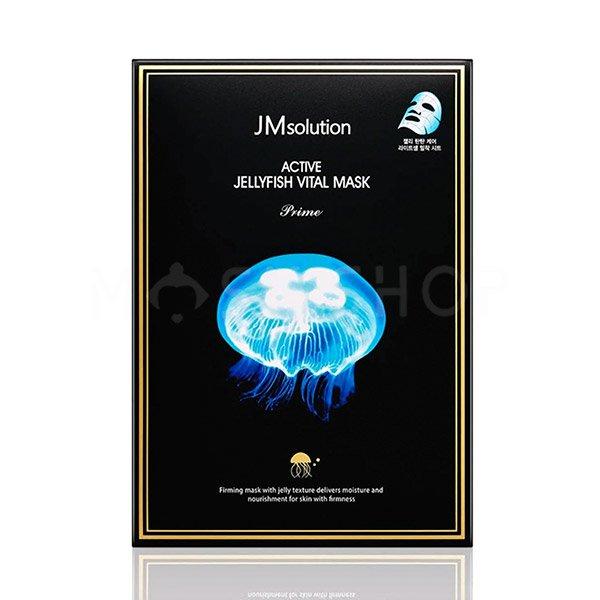 Тканевая маска с экстрактом медузы JMSolution Active Jellyfish Vital Mask Prime фото