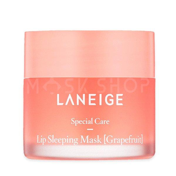 Купить Ночная маска для губ с экстрактом грейпфрута Laneige Special Care Lip Sleeping Mask Grapefruit