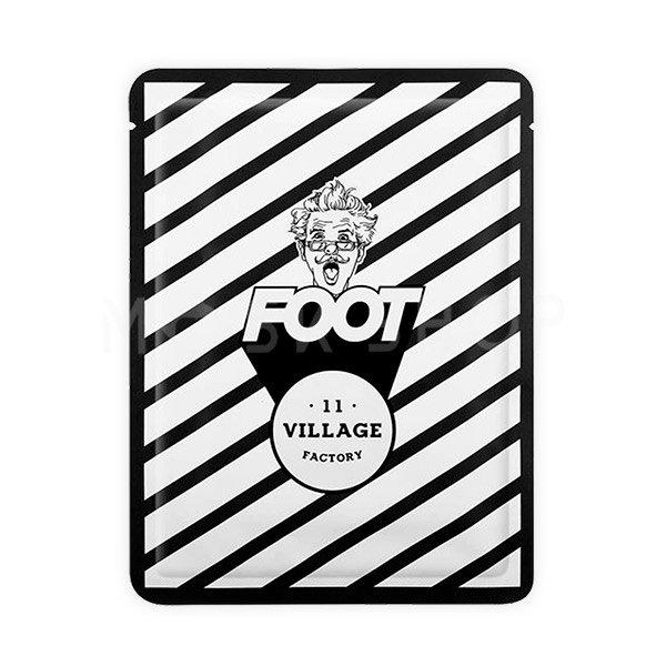 Купить Увлажняющая маска-носочки для ног VILLAGE 11 FACTORY Relax-Day Foot Mask