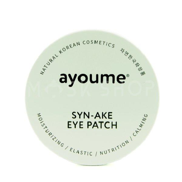 Гидрогелевые патчи с пептидом змеиного яда Ayoume Syn-Ake Eye Patch фото