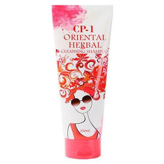 Парфюмированный шампунь с восточными травами CP-1 Oriental Herbal Cleansing Shampoo фото