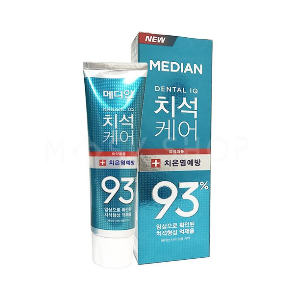 Зубная паста для профилактики гингивита Median Dental IQ GUM Tooth Paste фото