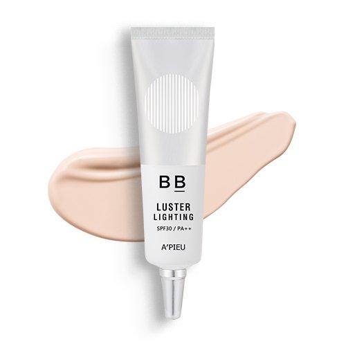 ВВ-крем с эффектом сияния A'PIEU Luster Lighting BB Cream SPF30/PA++№17 фото
