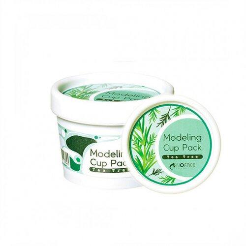Альгинатная маска с экстрактом чайного дерева Inoface Modeling Cup Pack Tea Tree фото