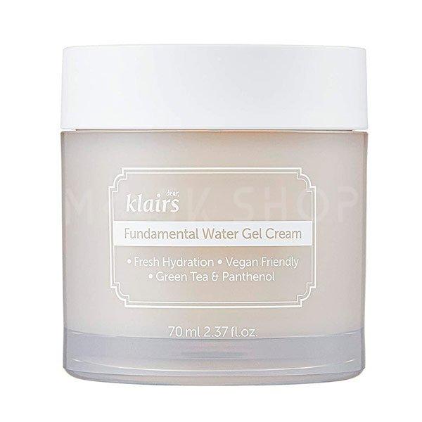 Купить Увлажняющий крем-гель Klairs Fundamental Water Gel Cream, Dear, Klairs