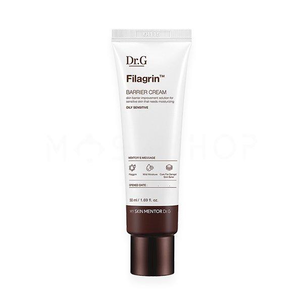 Увлажняющий крем для жирной и чувствительной кожи Dr.G Filagrin Barrier Cream Oily Sensitive фото