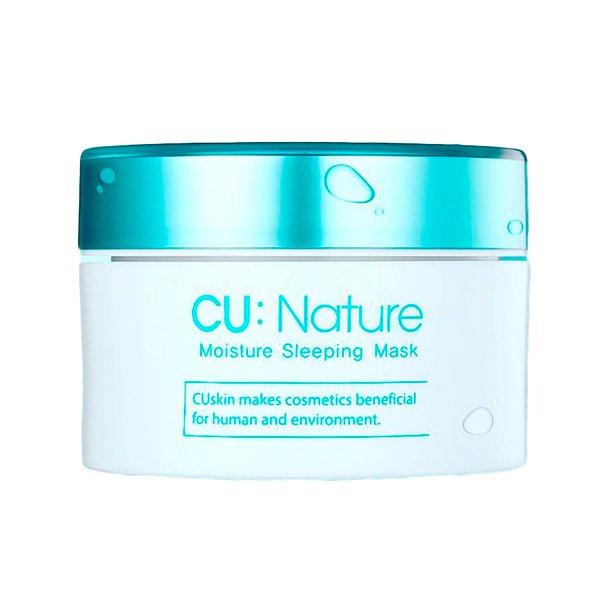 Увлажняющая ночная маска CU SKIN CU:NATURE Moisture Sleeping Mask фото