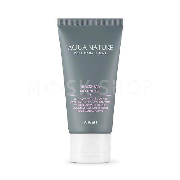 Купить Очищающий гель для лица A'PIEU Aqua Nature Blackhead Melting Gel, Apieu
