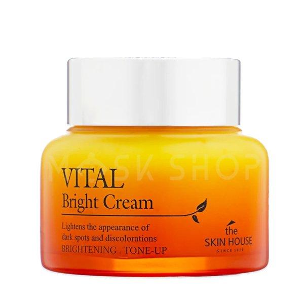 Крем для сияния кожи The Skin House Vital Bright Cream фото