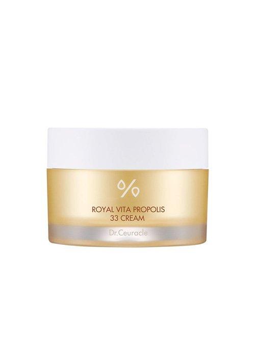 Крем с экстрактом прополиса для сияния кожи Dr. Ceuracle Royal Vita Propolis 33 Cream фото