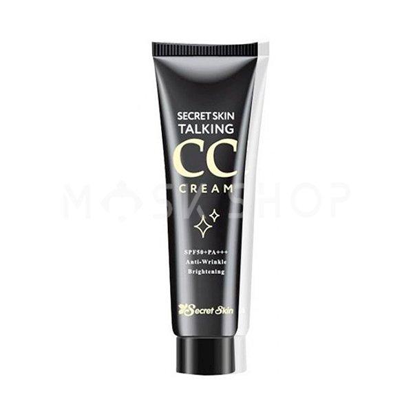 Купить со скидкой CC-крем для сияния кожи Secret Skin Talking CC Cream